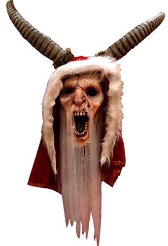Krampus Costumes - MICHAEL DOUGHERTY'S KRAMPUS - KRAMPUS HALLOWEEN MASK