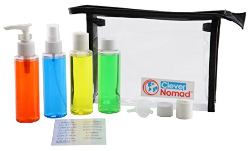 clever-nomad-premium-airline-travel-bottles-set-tsa-approved-3oz-plastic-containers-for-men-and-wome