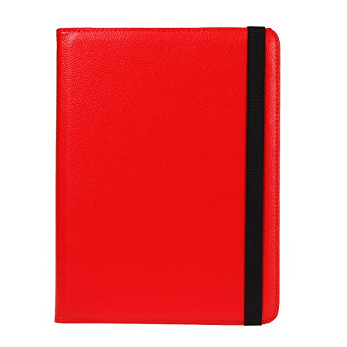 Bralexx Universal Tablet-Tasche für ARCHOS 101b Platinum (26,3 cm (10 Zoll)) rot