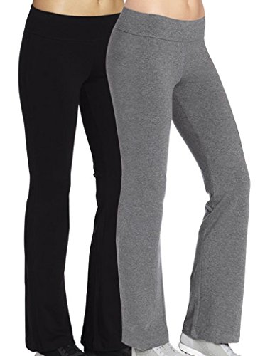 Womens Running Fitness Trousers Boot cut product image