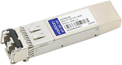 HP SFP 300M SW LC XCVR AJ718A