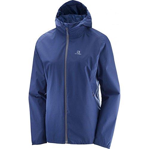 Salomon Essential Jacket damen - Medieval Blau