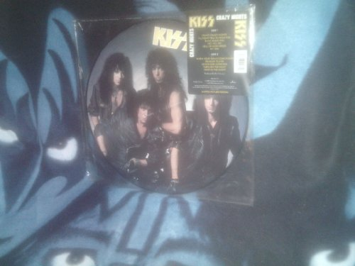 Crazy Nights Picture Disc