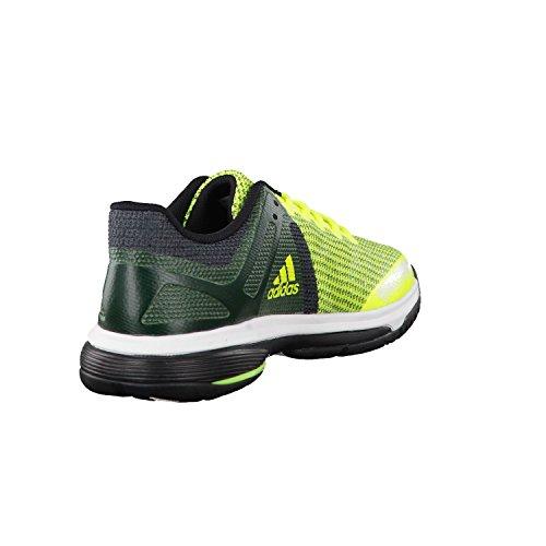 adidas Herren Court Stabil 13 Handballschuhe, Gelb (Amasol/Negbas/Griosc), 38 EU