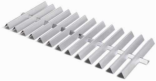 BBQ Grill Weber Grill Heat Plate 2-Piece Stainless Steel Flavorizer Bar Set BCP9897 OEM by BBQ CLASSIC PARTS
