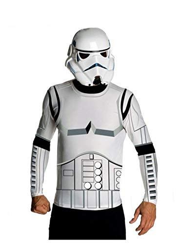 DISBACANAL Kit Stormtrooper Adulto Star Wars - Único, M: Amazon.es ...