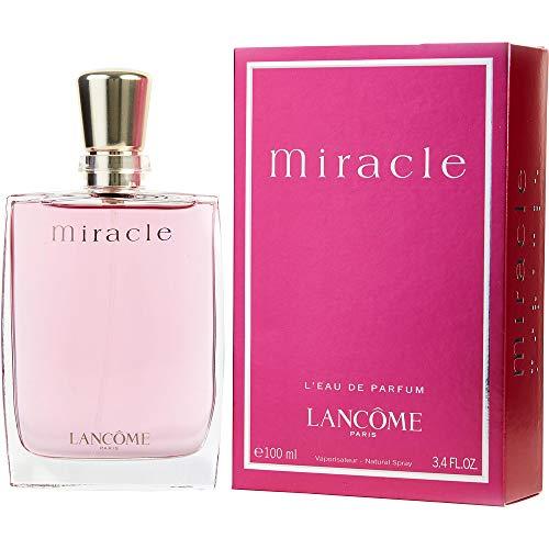 - Miracle By Lancome For Women Eau De Parfum Spray 3.4 Oz