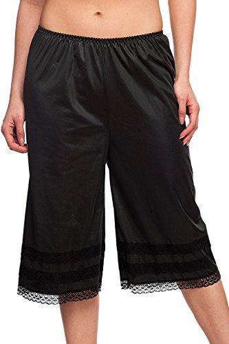 (Patricia Lingerie Anti-Static Split Skirt Pettipant Half Slip Snip-It 23
