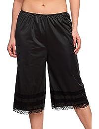 "Patricia Lingerie Anti-Static Split Skirt Pettipant Half Slip Snip-It 23"" 25"" and 27"""