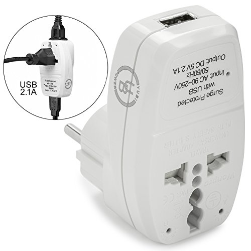 European Adapter Yubi Power Universal product image