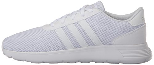 Pictures of adidas Unisex-Kids Lite Racer Sneakers White/ BC0074 5