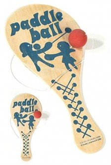 Wooden Paddle Ball Game Amazon BoLo Paddle Ball Blue Wooden GameSeasonal Toys Toys 15