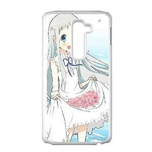 LG G2 Cell Phone Case White anohana 08 Azldc