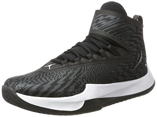 NIKE Men's Jordan Fly Unlimited Basketball Shoe Black/Anthracite 11.5