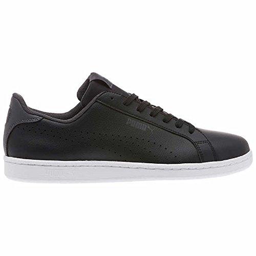 Puma Mens Krossa Läder Klassiska Sneaker Perf C -svart