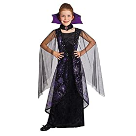 - 41wjzBuvaFL - Totally Ghoul Wicked Bat Girl Costume, Girl's Size Small