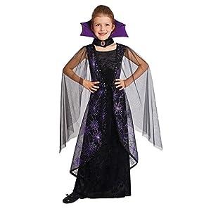 - 41wjzBuvaFL - Totally Ghoul Wicked Bat Girl Costume, Girl's Size Medium
