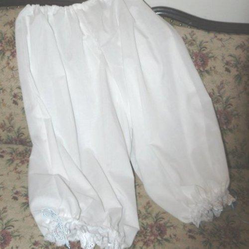 Civil War Reenactment Pioneer Civil War Colonial Pantaloons Pantalets Girls Sizes 10 12 14 Prairie (Handmade Girls Colonial Costumes)