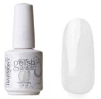 Amazoncom Gelish Soak Off Gel Nail Polish Simple Sheer 05