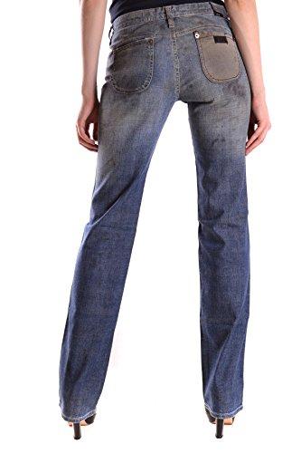Costume National Jeans Donna MCBI074046O Cotone Blu