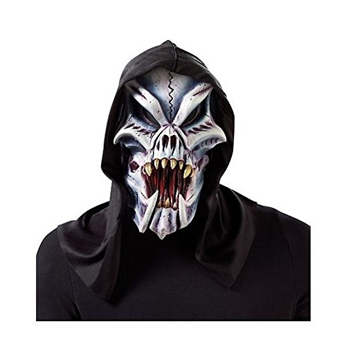 Costume Beautiful Freaky Bones Mask ()