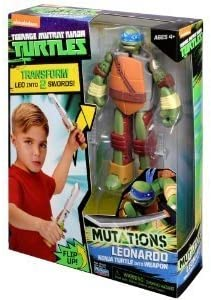 TMNT Teenage Mutant Ninja tortugas transformado en al arma ...