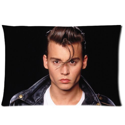 Cry-Baby Pillowcase Custom Cotton 20*26 Standard Student Single Size DIY Children Pillow Case ()