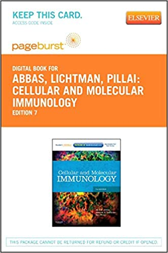 Pdf Cellular And Molecular Immunology Abbas 7th Edition