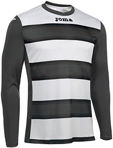 M/änner Europa III L L Royal//Wei/ß Royal//Wei/ß Joma Europa III T-Shirt Lange /Ärmel Mann