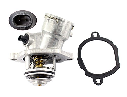 New Thermostat w/ Housing for Mercedes Benz C230 C280 C300 C350 E350 ML350 SLK350