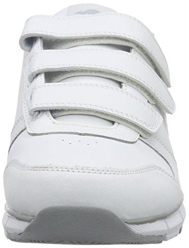 KangaROOS K-bluerun 700 V B - Zapatillas de deporte Hombre Blanco - Weiß (white/lt grey 002)