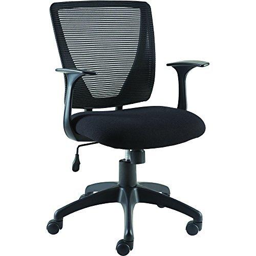 Staples Vexa Mesh Chair, Black by Staples