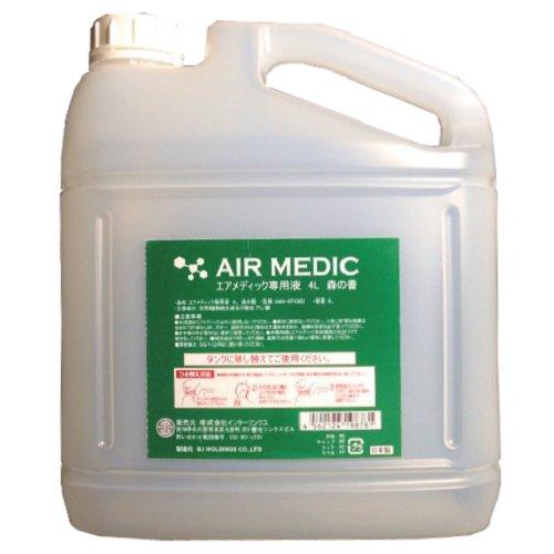 AIR MEDIC(에어 메디 구 )전용액 4L (수풀의 향기)