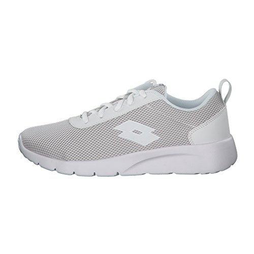 Fitness Lotto Wht de W Pearl Rose 020 Femme Blanc Megalight Chaussures xapTwqFa