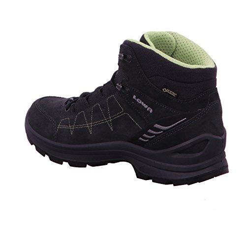 Lowa Tiago GTX QC W Zapatillas de senderismo ANTHRAZIT/MINT
