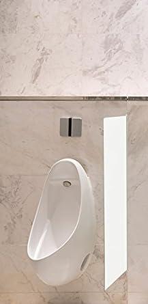 Schamwand, WC Urinal Trennwand, Bidet Trennwand Toiletten Trennwand ...
