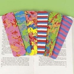 Fun Express Foam Bookmarks (6 Dozen) -