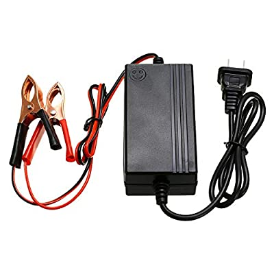 Topsame Practical 12V Volt Car Motorcycle Battery Float Trickle Charger Automatic Car Boat Direct AC Charger