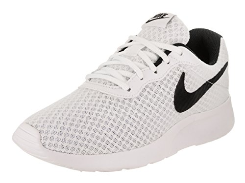 Nike Women's Nike Tanjun White/Black Running Shoes Size 6