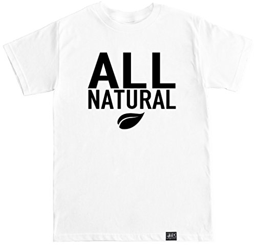 FTD Apparel Men's All Natural T Shirt - XXL (Ftd Natural)