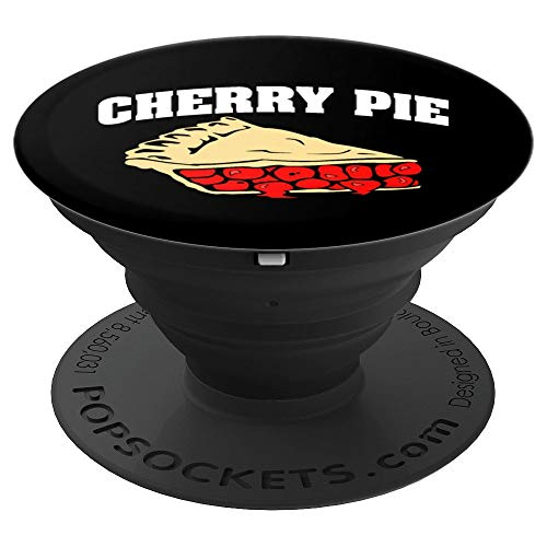 Cherry Pie Group Halloween Costume - PopSockets Grip and Stand for Phones and Tablets ()