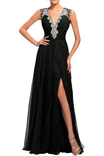 Missdressy - Vestido - plisado - para mujer