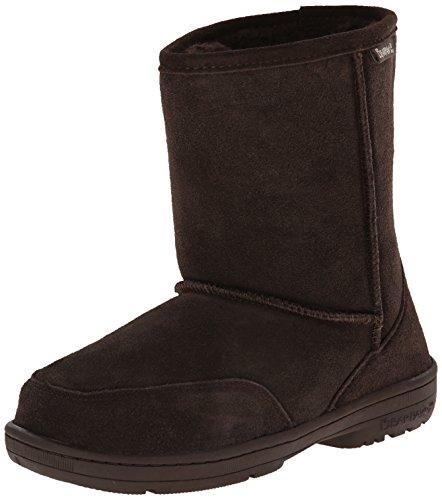 BEARPAW Meadow Youth Boot (Little Kid/Big Kid),Chocolate,2 M US Little Kid