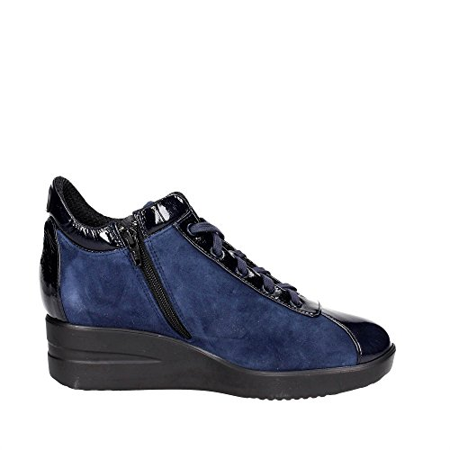 12 By Agile 226 Femme Rucoline Sneakers qZYwaB