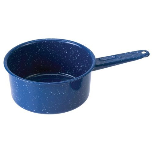 - GSI Outdoors Blue Graniteware 2 Quart Sauce Pan, 17177