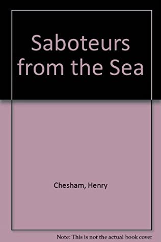 book cover of Saboteurs from the Sea