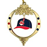 Final Touch Gifts Cleveland Indians Christmas Ornament