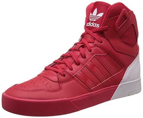 Femme Rouge Baskets Hautes Zestra Adidas qUn8tx1Pt