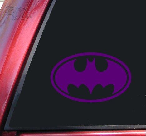 purple batman car accessories - 4