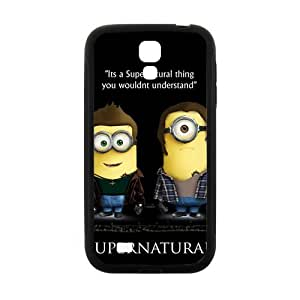 Supernatural Fashion Comstom Plastic case cover For Samsung Galaxy S4